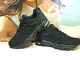 Женские кроссовки BaaS Marathon - 21 черные 41 р., фото 5