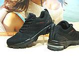 Женские кроссовки BaaS Marathon - 21 черные 41 р., фото 7