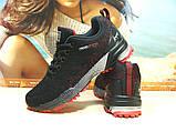 Кроссовки женские BaaS Marathon - 21 черно-красные 36 р., фото 2