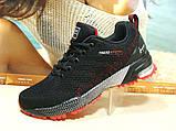 Кроссовки женские BaaS Marathon - 21 черно-красные 36 р., фото 6