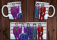 """Чашка """"Джокер"""" / Кружка Joker №8"""