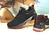 Кроссовки женские BaaS Marathon - 21 черно-красные 41 р., фото 3