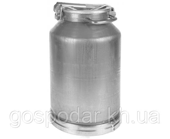 Бідон алюмінієвий Калитви 25 л (16254)