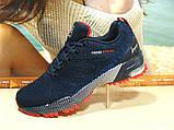 Женские кроссовки BaaS Marathon - 21 синие 38 р., фото 3