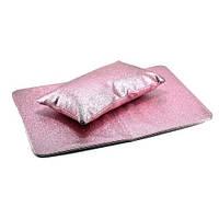 Подставка-подушка с подложкой для рук