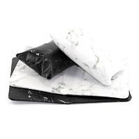 Подставка-подушка с подложкой для рук (мрамор)