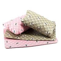 Подставка-подушка с подложкой для рук (пчелки)