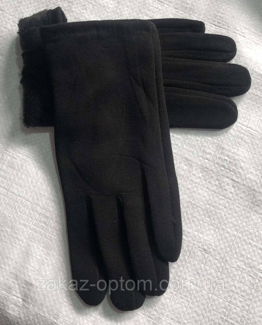 Перчатки мужские оптом внутри начес (10-12)Китай-63093