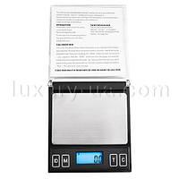 Весы ювелирные SF 100/6251/Mini-CD 500g (0.1)/ Ювелірні карманні портативні ваги