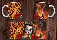 """Чашка """"Джокер"""" / Кружка Joker №10"""