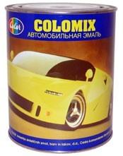 Краска автомобильная Colomix 1л белая № 101.
