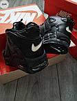 Мужские кроссовки Nike Air Max Uptеmpo BLACK Winter (черные) 259PL, фото 2