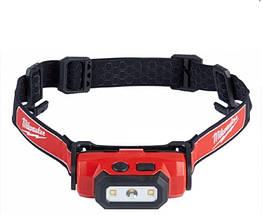 Налобний світлодіодний ліхтар Milwaukee 2111-21 USB