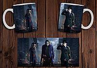 """Чашка """"Джокер"""" / Кружка Joker №11"""