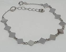 Срібний браслет. Артикул 905-01260