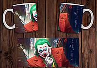 """Чашка """"Джокер"""" / Кружка Joker №14"""