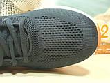 Кроссовки мужские BaaS Running - 3 темно-серые 45 р., фото 8