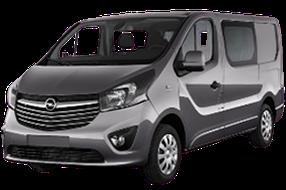 Авточехлы для Opel (Опель) Vivaro 2 2014-2019