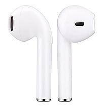 Беспроводные Bluetooth наушники в белом кейсе i11, фото 3