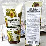 Пенка для умывания FarmStay Avocado Premium Pore Deep Cleansing Foam, фото 2