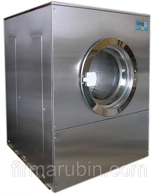 Промышленная стиральная машина RUBIN СО254, загрузка до 30 кг