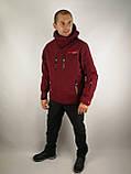 Стильная мужская  термокуртка, фото 6