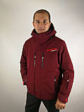 Стильная мужская  термокуртка, фото 8