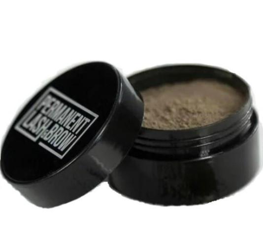 Permanent L&B - Хна темно-коричневая lash & brow 5 г