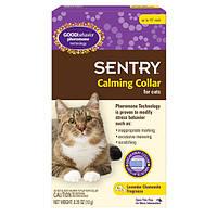 Ошейник с феромонами для котов SENTRY GOODbehavior, 38 см