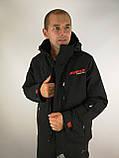 Лыжная мужская куртка зима 2021, фото 4