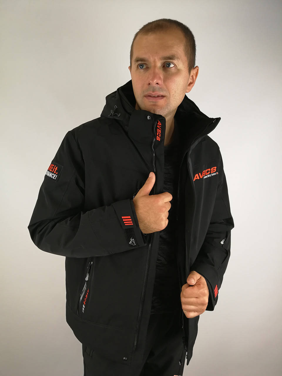 Лыжная мужская куртка зима 2021