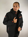 Чоловіча лижна куртка зима 2021, фото 2
