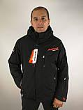 Лыжная мужская куртка зима 2021, фото 7