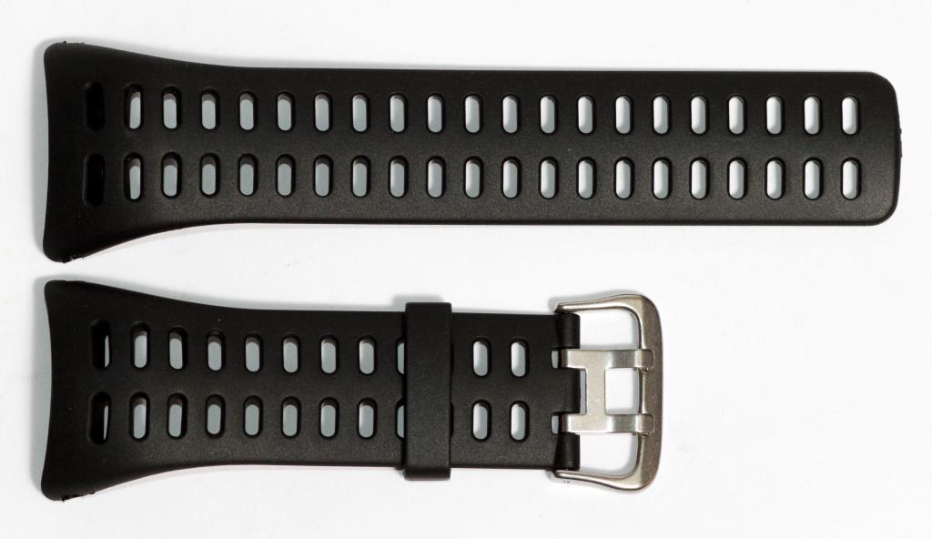Ремешок силиконовый для часов SKMEI 1167, 1251, Черный