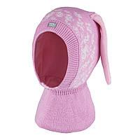 Зимняя шапка-шлем для девочки  TuTu арт. 3-005127 (42-46, 46-50)