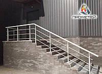 Перила з вуглецевої сталі, фото 1