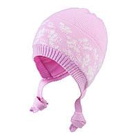 Зимняя шапка для девочки TuTu  арт. 3-005122(36-40, 40-44)