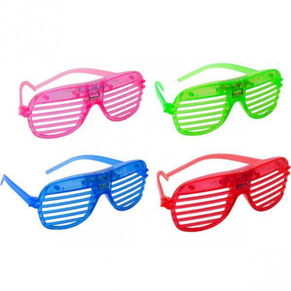 Светящиеся очки. Карнавальные очки. Очки с подсветкой. Очки для вечеринки.вечериночка