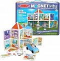 Магнитный игровой набор ТМ Melissa&Doug Наш дом
