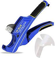 Ножницы для пластиковых труб S&R 42 мм PVC, CPVC, PE-X, PE и PPR