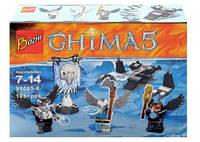 Конструктор Chima Лагерь клана ворон 98065-6
