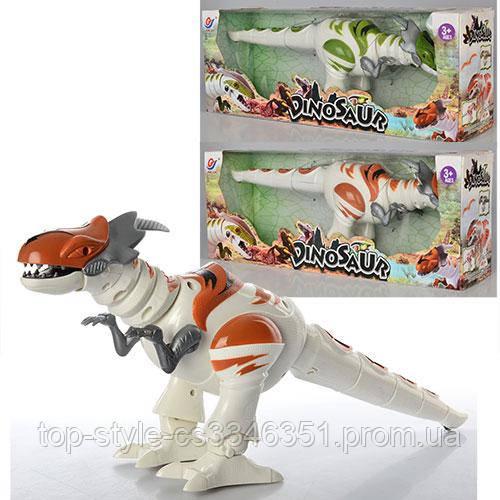 Детский игрушечный динозавр