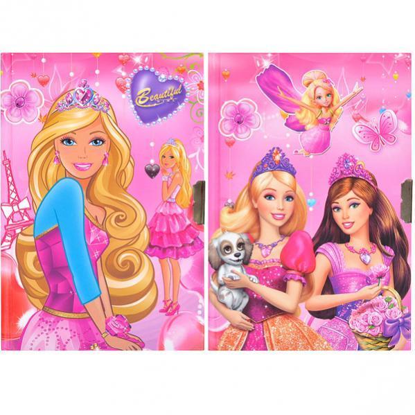 Блокнот А5 на замочку. Блокнот на замочку. Блокнот для дівчинки на замочку. Блокнот принцеси. рожевий блокнот.