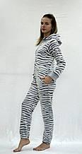Пижама детская махра D&С fashion