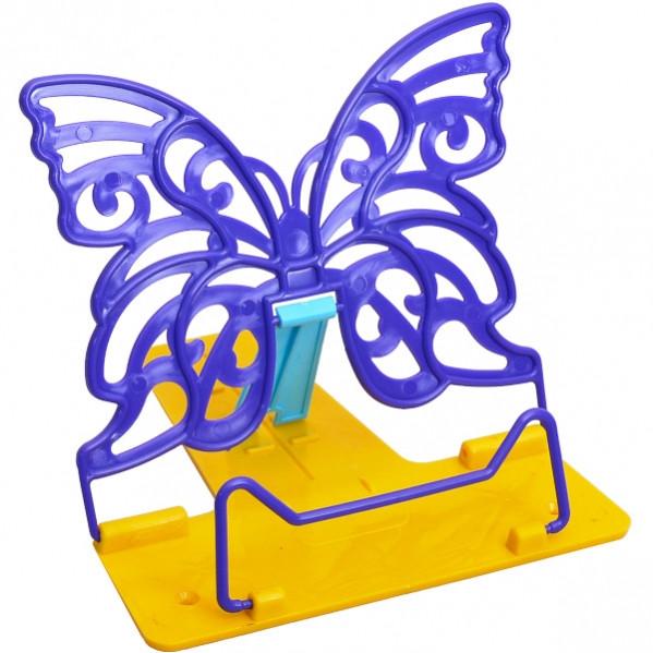 Подставка для книг. Подставка для детских учебников. Подставка бабочка