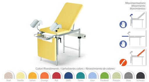 Гинекологическое кресло AV4028