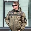 Мужские куртки зимние  от производителя  46-58  электрик, фото 4