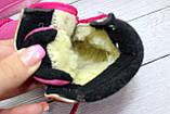 Зимние ботиночки для девочек- на овчинке, фото 5