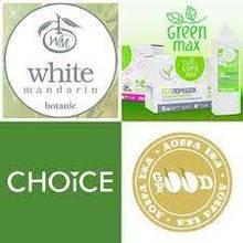CHOICE/ WHITE MANDARIN/ GREEN MAX/ ДОБРА ЇЖА