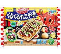"Японский набор ""Сделай сам"" Kracie Popin Cookin Kurukuru Takoyaki 16g"
